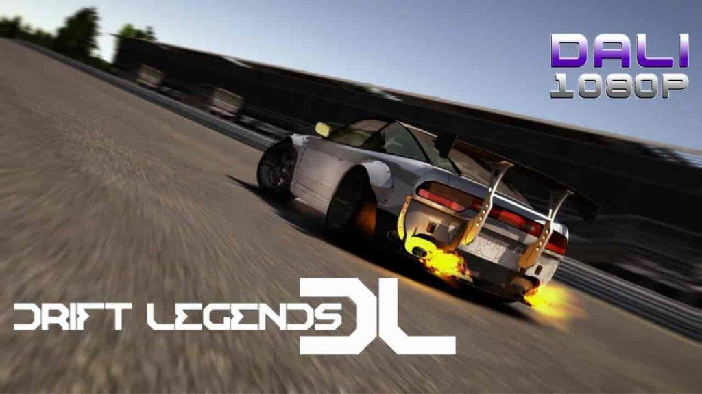 Drift Legends 1.9.6 Mod Apk + Data (Unlimited Money) Latest Download