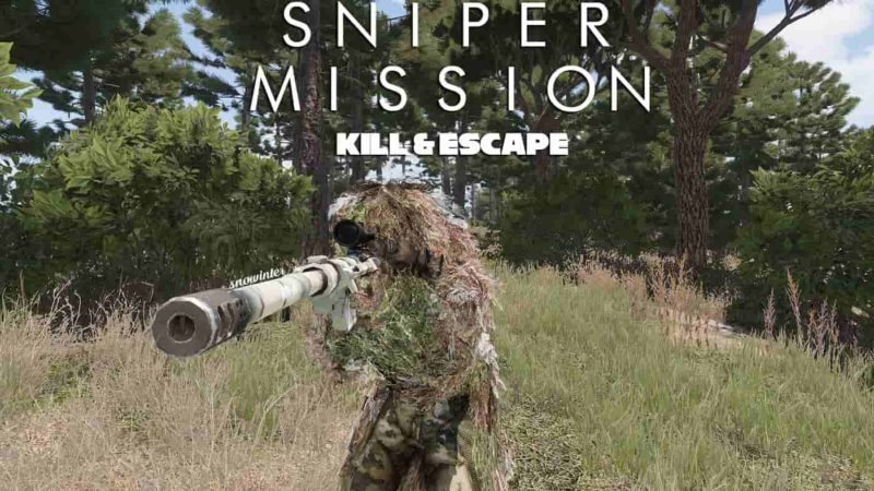 Sniper Mission 1.1.1 Mod Apk + Data (Unlimited Money) Latest Version Download