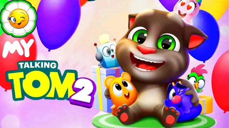 My Talking Tom 2 1.4.2.514 Mod Apk (Unlimited Money) Latest Version Download