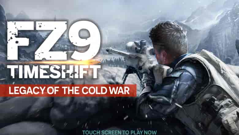 FZ9 Timeshift 2.2.0 Mod Apk + Data (Unlimited Bullets) Latest Version Download