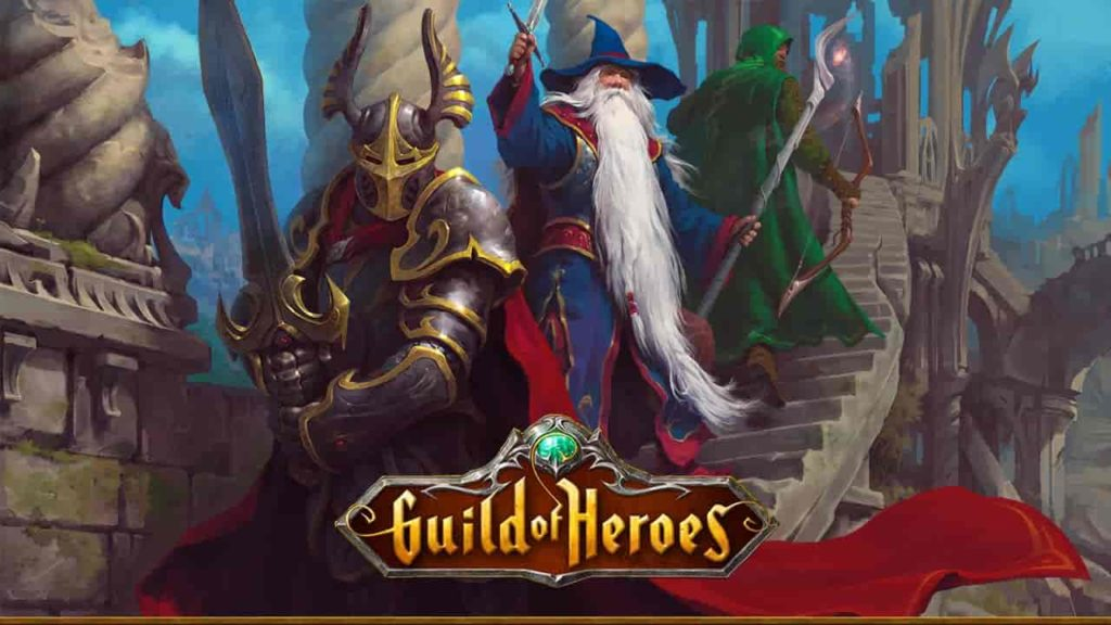 Guild of Heroes fantasy RPG Mod Apk 1.90.8 (Free Shopping) Download