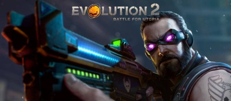 Evolution 2: Battle for Utopia 0.416.62718 Mod Apk + Data (Ammo) Latest Download