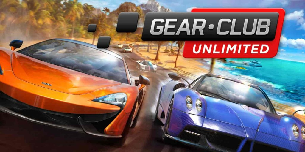 Gear.Club 1.25.0 Mod Apk + Data (Unlimited Money) Latest Version Download