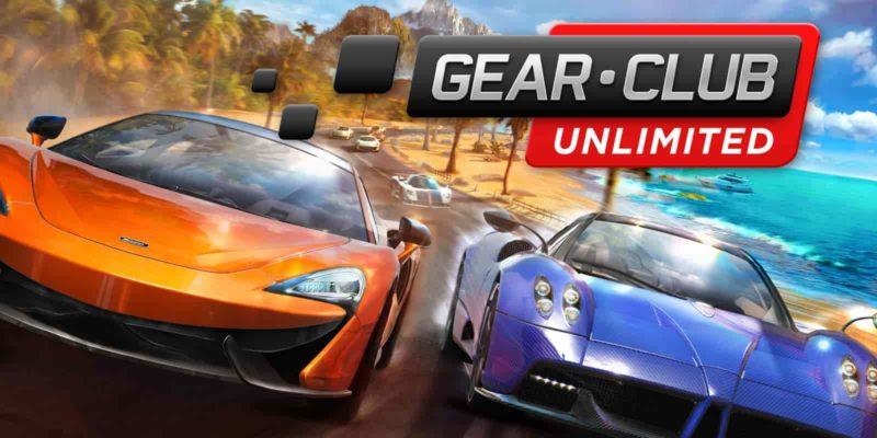 Gear.Club 1.23.0 Mod Apk + Data (Unlimited Money) Latest Version Download