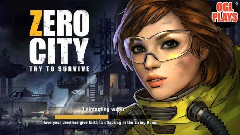 Zero City: Zombie Shelter Survival 1.0.0 Mod Apk (Unlimited Coins) Latest Version Download