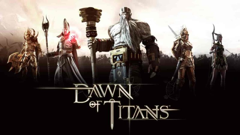 Dawn of Titans 1.33.0 Mod Apk + Data (Free Shopping) Latest Version Download
