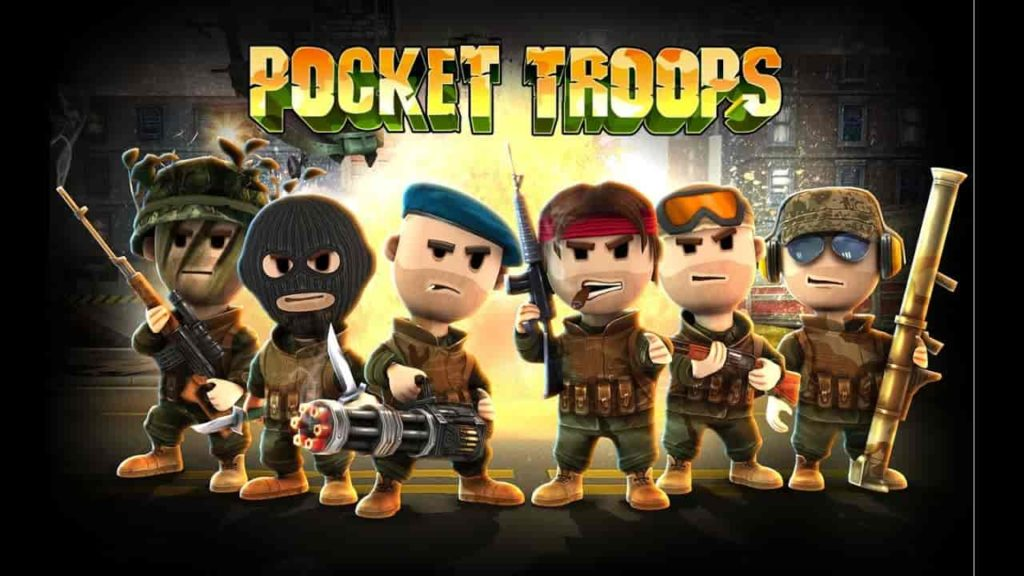 Pocket Troops Mod Apk + Data 1.39.1 (Unlimited Money) Latest Download