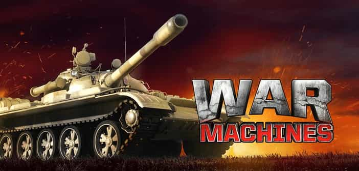 War Machines 5.6.5 Mod Apk (Unlimited Money) Latest Version Download