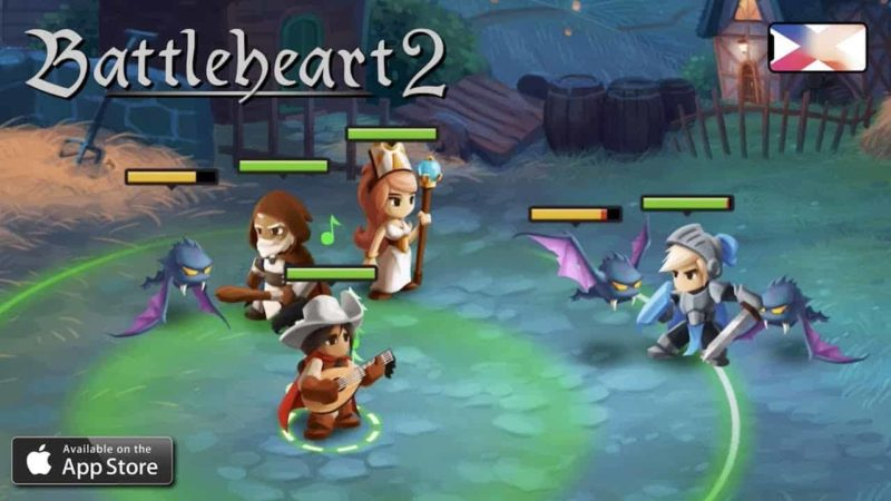 Battleheart 2 1.1.3 Mod Apk + Data (Unlimited Money) Latest Version Download