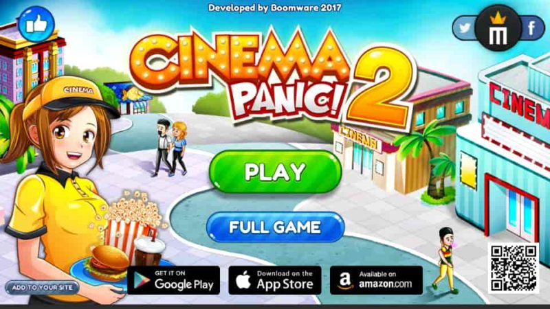 Cinema Panic 2: Cooking Quest 2.11.12a Mod Apk (Gold/Diamond) Latest Version Download