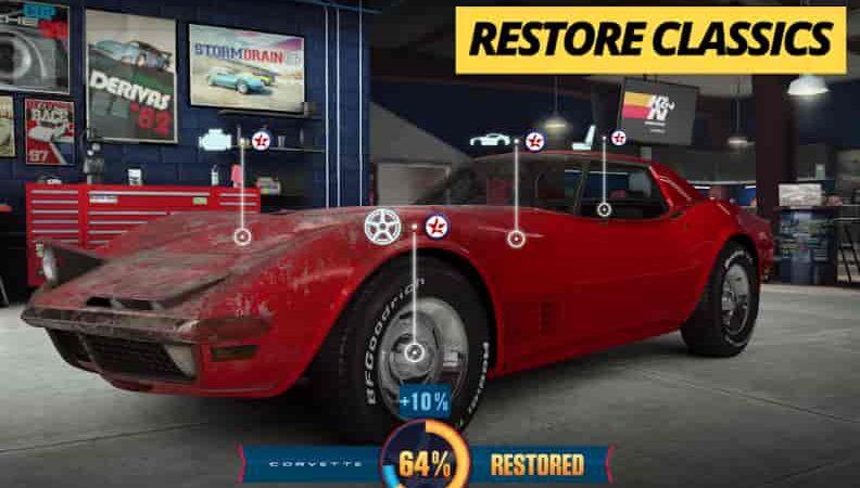 CSR Racing 2 2.18.2 Mod Apk + Data (Unlimited Money) Latest Version Download