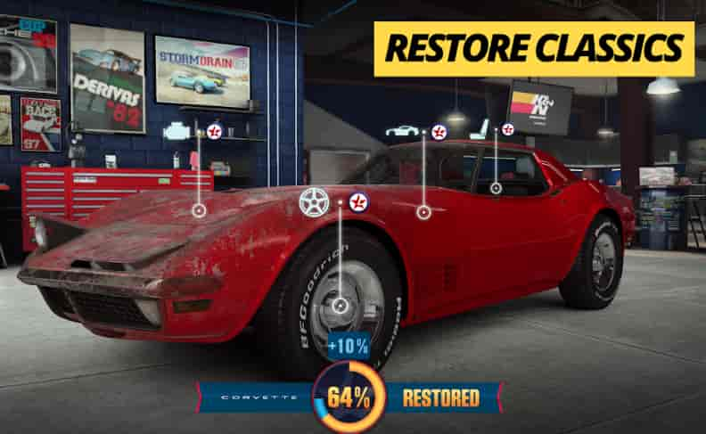 CSR Racing 2 2.18.3 Mod Apk + Data (Unlimited Money) Latest Version Download