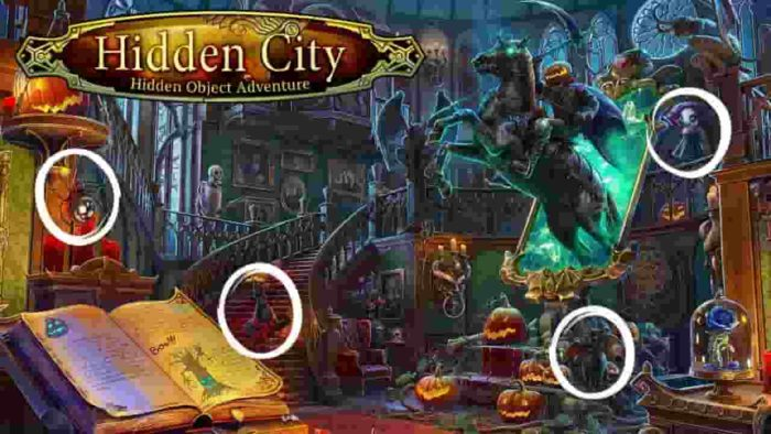 Hidden City 1.34.3402 Mod Apk (Unlimited Money) Latest Version Download