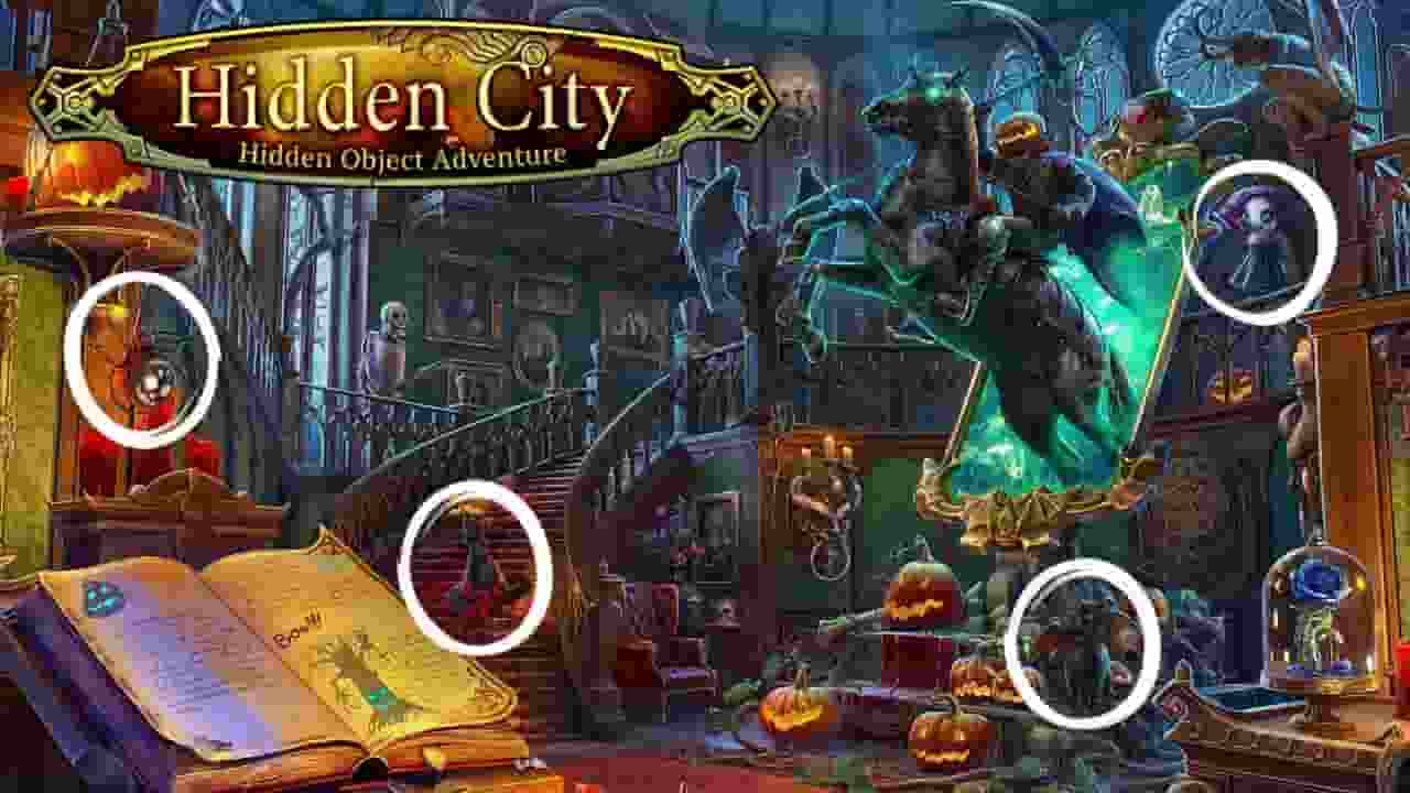 Hidden City 1.32.3201 Mod Apk (Unlimited Money) Latest Version Download
