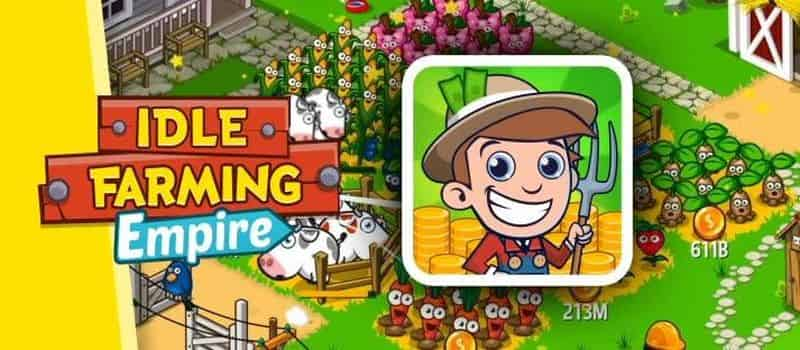 Idle Farming Empire 1.35.0 Mod Apk (Unlimited Money) Latest Version Download
