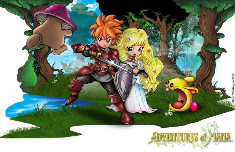 Adventures of Mana 1.1.0 Mod Apk + Data (Unlimited Money) Latest Version Download