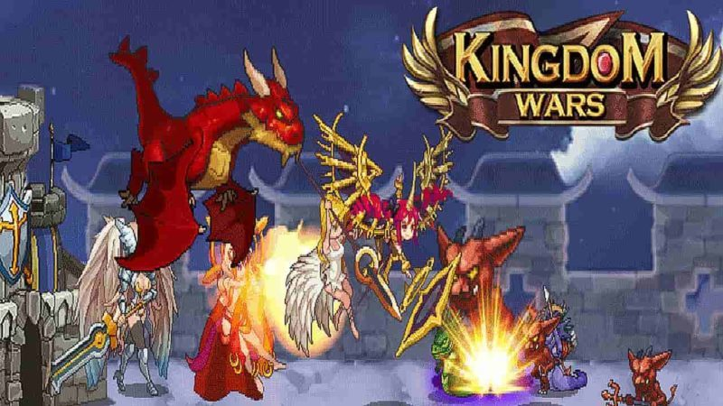 Kingdom Wars 1.5.0.5 Mod Apk (Unlimited Money) Latest Version Download