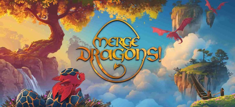 Merge Dragons! 3.28.0 Mod Apk (Free Shopping) Latest Version Download