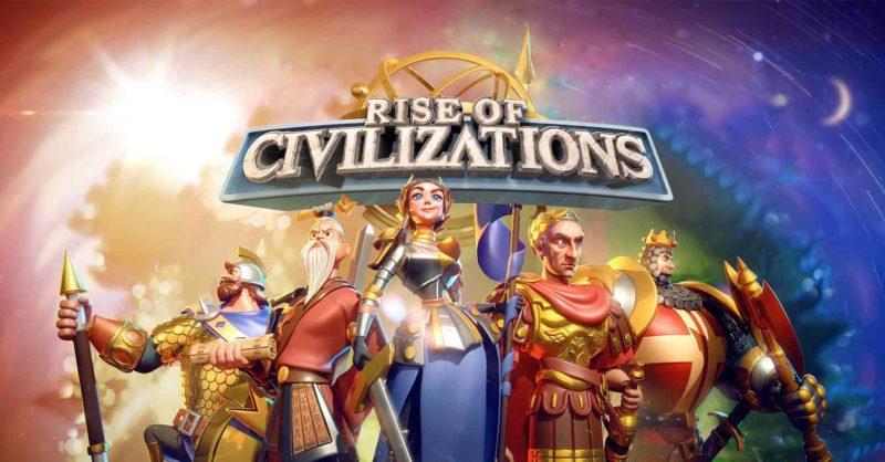Rise of Civilizations Mod Apk + Data 1.0.22.17 (Unlimited Money) Latest Version Download