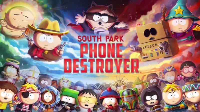 South Park: Phone Destroyer Mod Apk 3.3.0 (Unlimited Cash) Latest Version Download