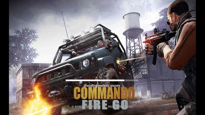 Commando Fire Go Mod Apk 1.1.1 (Unlimited Money) Latest Version Download