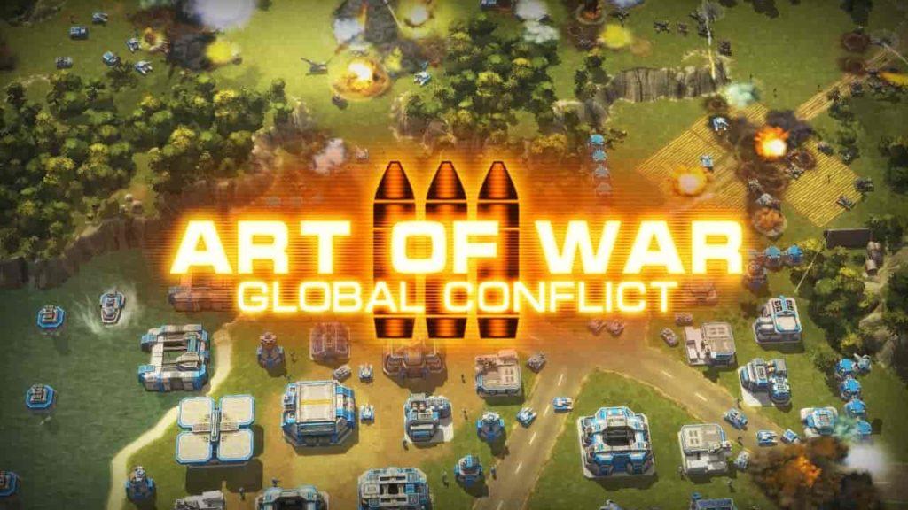 Art Of War 3 Modern PvP RTS 1.0.76 Mod Apk (Unlimited Gold) Latest Version Download