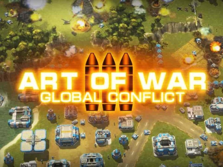 Art Of War 3 Modern PvP RTS 1.0.87 Mod Apk (Unlimited Gold) Latest Version Download