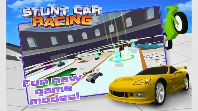 Stunt Car Racing Mod Apk 5.01 (Unlimited Money/Coins) Latest Version Download