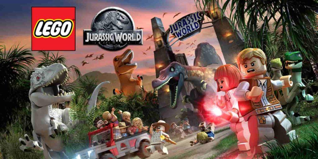 LEGO® Jurassic World™ Mod Apk + Data v1.08.1 (Unlocked) Direct Download