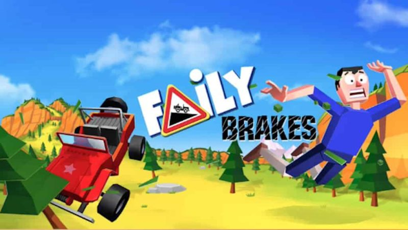 Faily Brakes Mod Apk Hack 18.2 (Unlimited Money) Direct Downlod