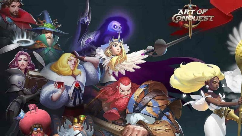 Art of Conquest Mod Apk + Data 1.22.02 (Unlimited Money) Latest Version Download