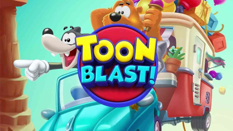 Toon Blast Mod Apk Hack 4701 (Unlimited Coins/Booster) Direct Download