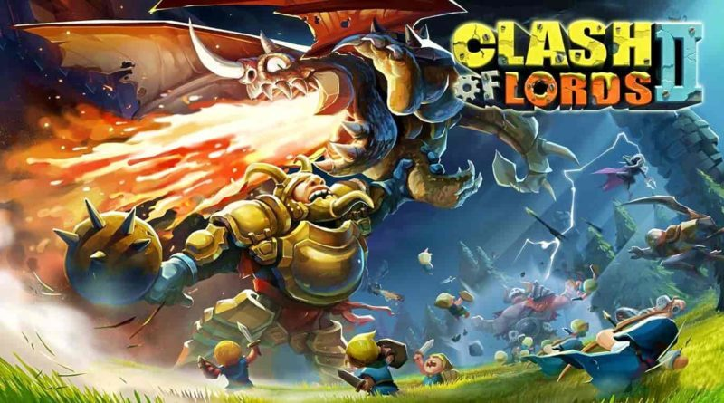Clash of Lords 2 1.0.289 Mod Apk + Data (Unlimited Money) Latest Version Download