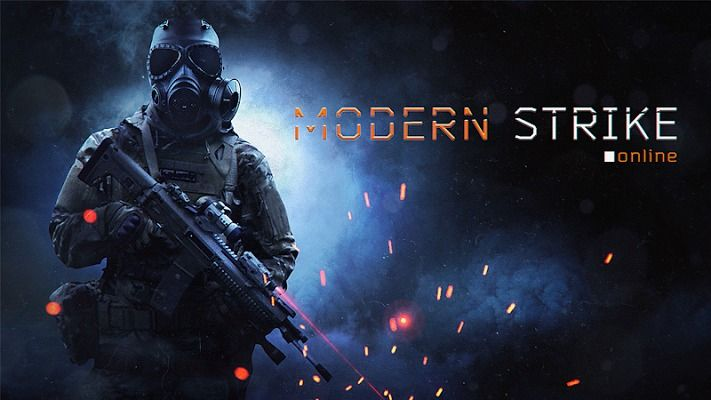 Modern Strike Online 1.35.0 Mod Apk (Unlimited Ammo) Direct Download