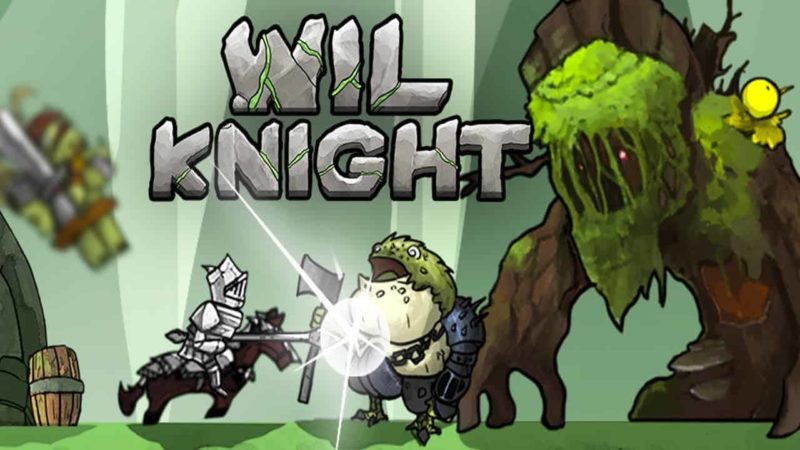 Wil Knight Mod Apk 1.7.1 (Free Shopping) Latest Version Download