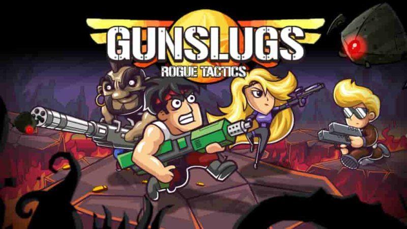 Gunslugs Mod Apk 1.0.10 (Unlimited Money) Latest Version Download