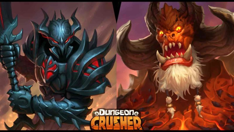 Dungeon Crusher 4.2.1 Mod Apk (Unlimited Gold) Latest Version Download