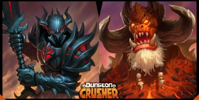 Dungeon Crusher 4.5.1 Mod Apk (Unlimited Gold) Latest Version Download