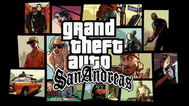 GTA San Andreas 2.00 Mod Apk + Data (Health) Direct Download