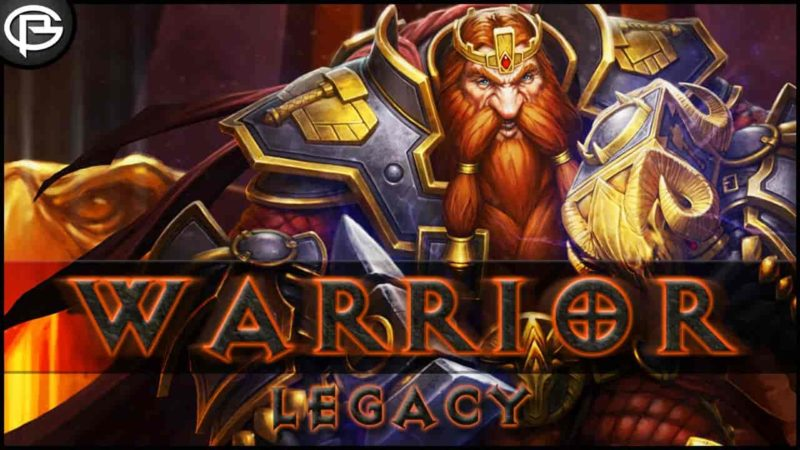 Legacy Of Warrior 5.6 Mod Apk (Unlimited Money) Latest Version Download