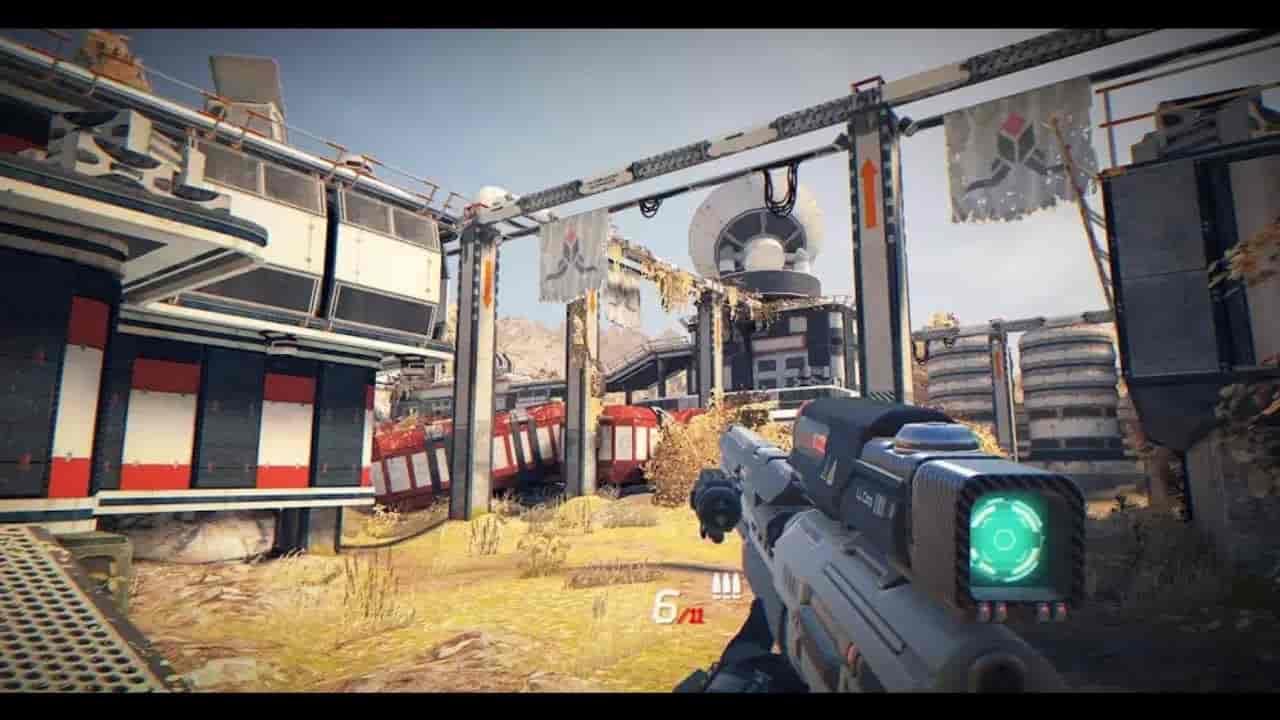 Destiny Warfare MOD APK