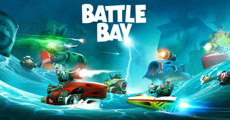 Battle Bay 4.7.22615 Mod Apk + Data (Unlimited Money) Latest Version Download