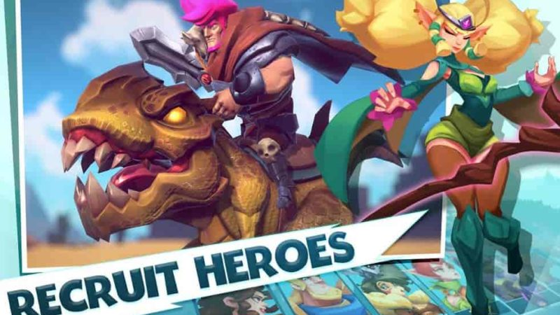 Brave Conquest 1.4.1 Mod Apk + Data (Unlimited Money) Latest Version Download