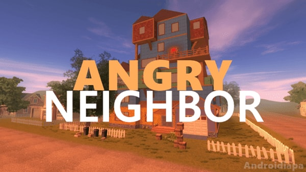Angry Neighbor 3.2 Mod Apk Hack Latest Version Download For Android