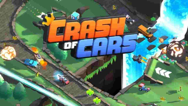 Crash of Cars 1.3.42 Mod Apk + Data (Coins/Gems) Direct Download