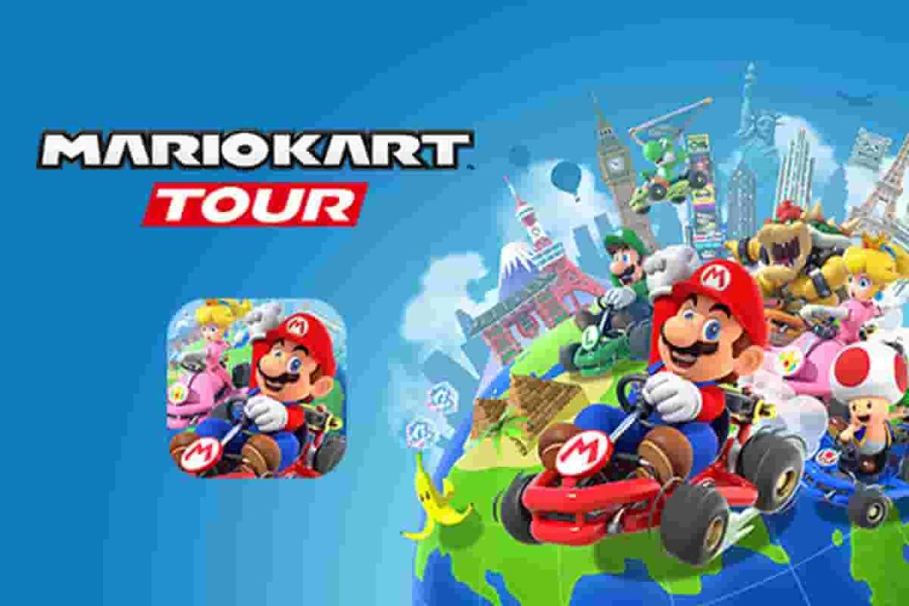 Mario Kart Tour 2.6.1 Mod Apk (Unlimited Coins) Latest Version Download