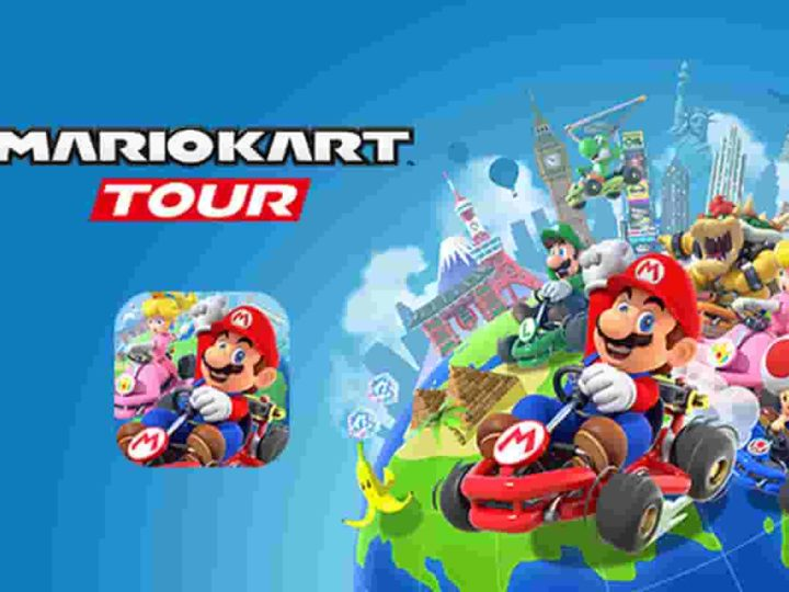 Mario Kart Tour 2.6.1 Mod Apk (Unlimited Coins) Latest Version Download