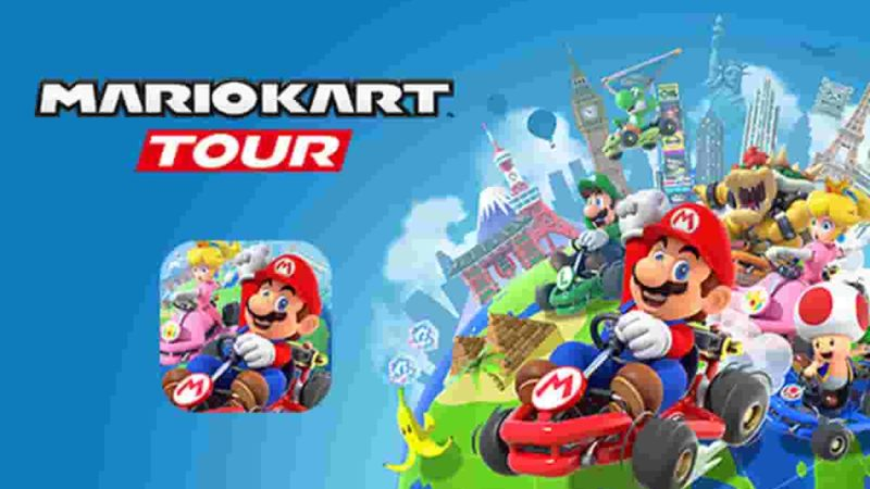 Mario Kart Tour 2.8.1 Mod Apk (Unlimited Coins) Latest Version Download
