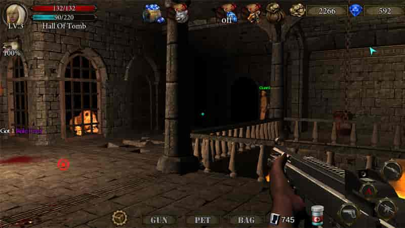 Dungeon Shooter Hack 1.3.67 Mod Apk (Unlimited Money) Free Download
