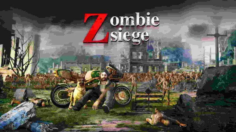Zombie Siege 0.1.424 b512 Mod Apk (Unlimited Money) Latest Version Download